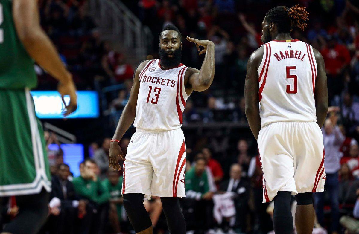James Harden et les Rockets ont mieux fini, Denver et Washington l'emportent en déplacement