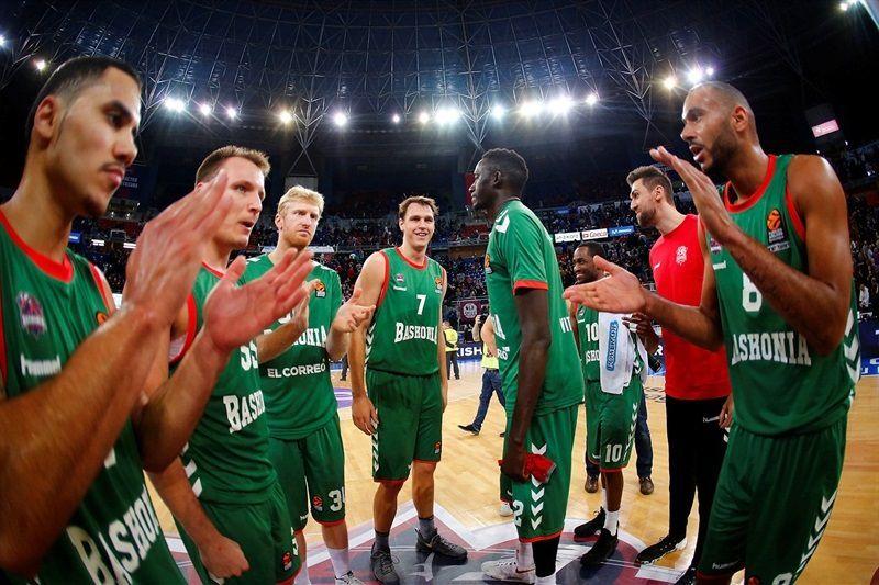 Vitoria déroule contre le Darussafaka, le Panathinaikos surclasse Galatasaray, l'Olympiakos n'a fait qu'une bouchée de Kazan