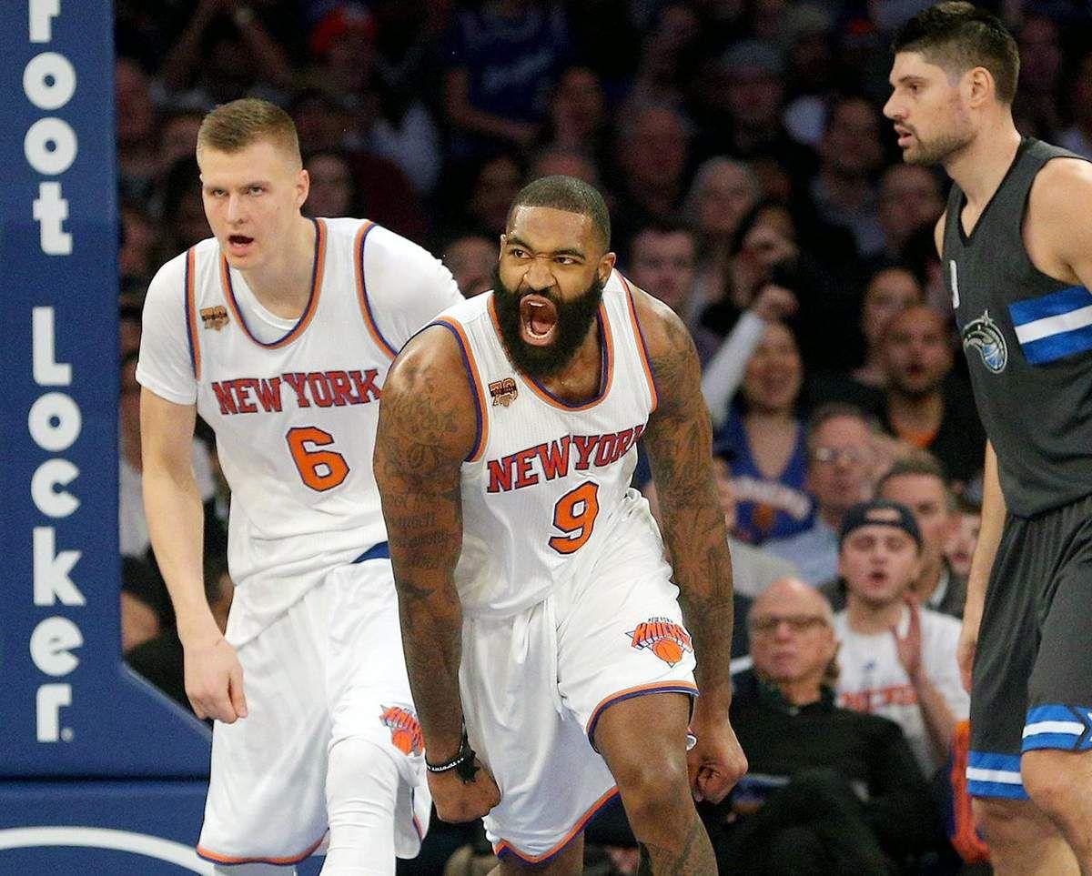 Le banc des Knicks fait la différence face à Orlando