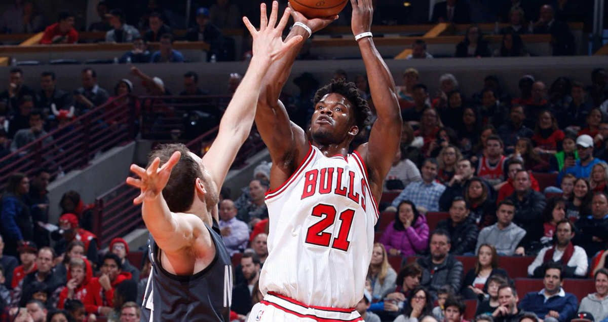Jimmy Butler en mode record et clutch face aux Nets