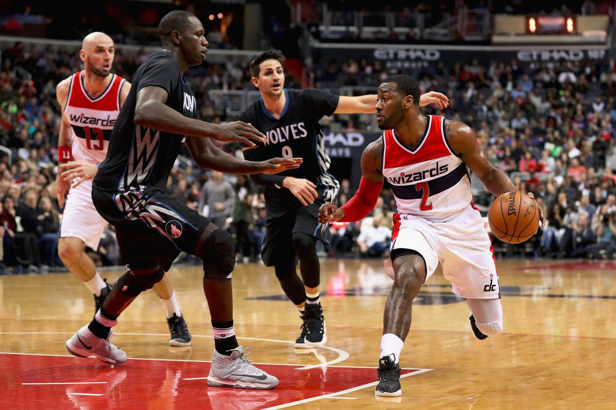 John Wall et Washington résistent aux Timberwolves