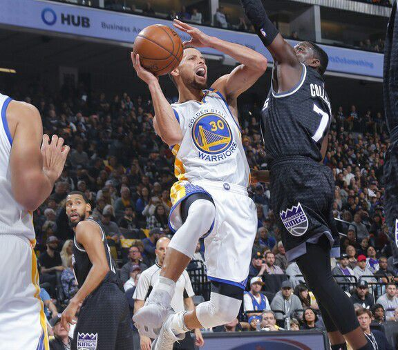 Les Warriors se reprennent sur le parquet des Sacramento Kings