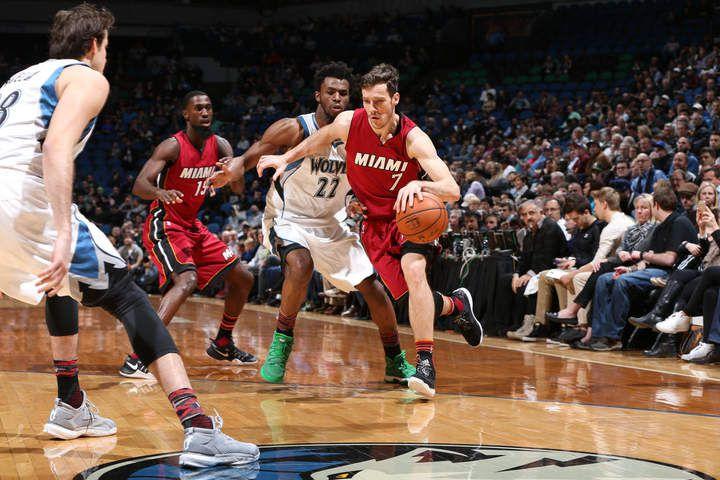 Le Heat signe une 11e victoire consécutive à Minneapolis