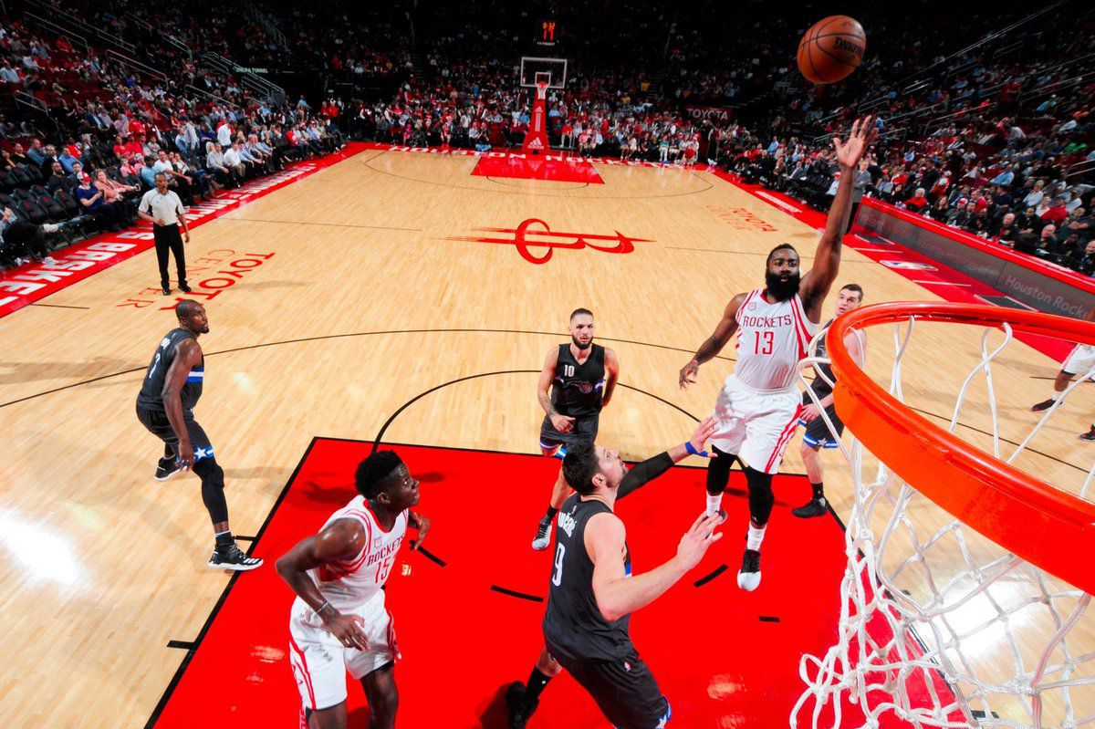 Houston assure l'essentiel contre le Magic