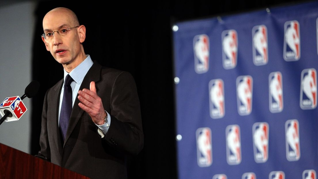 Adam Silver, le Big Boss de la NBA