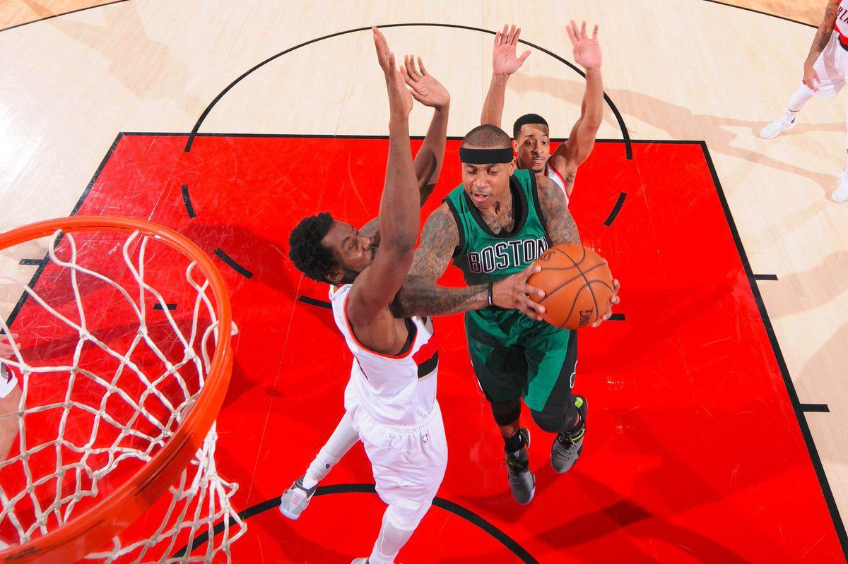 Le King du 4e quart temps et les Celtics renversent Portland dans le money-time