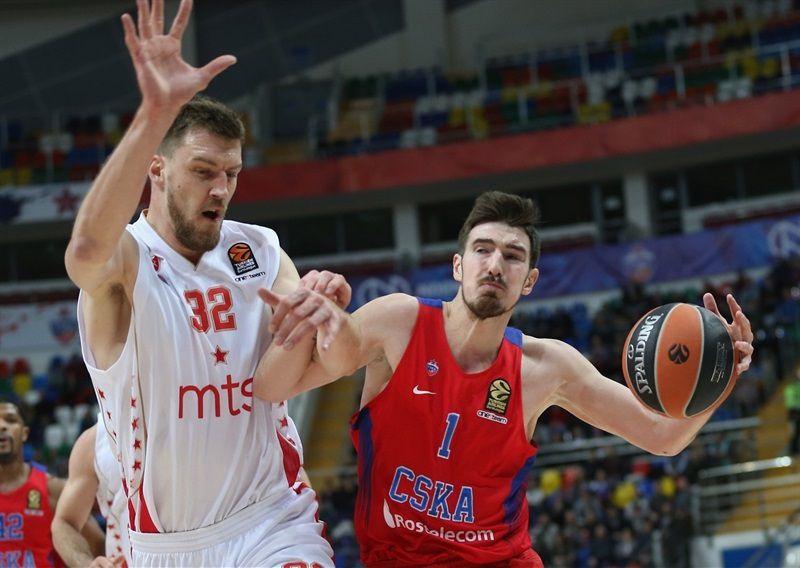 Nando De Colo guide le CSKA Moscou