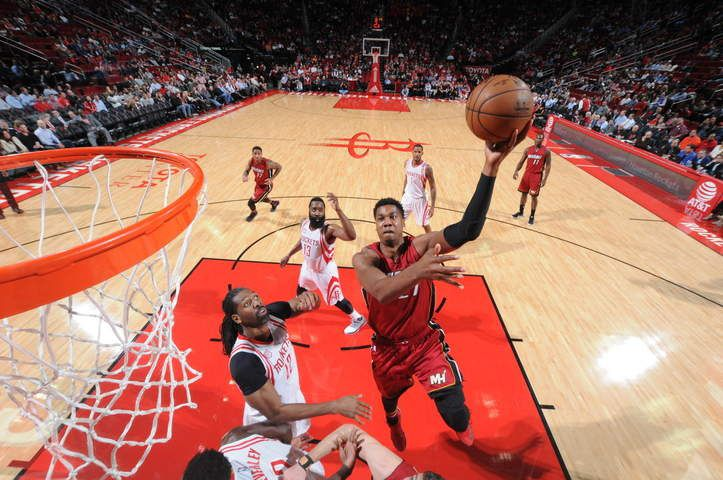 Le Heat s'offre les Rockets au Toyota Center