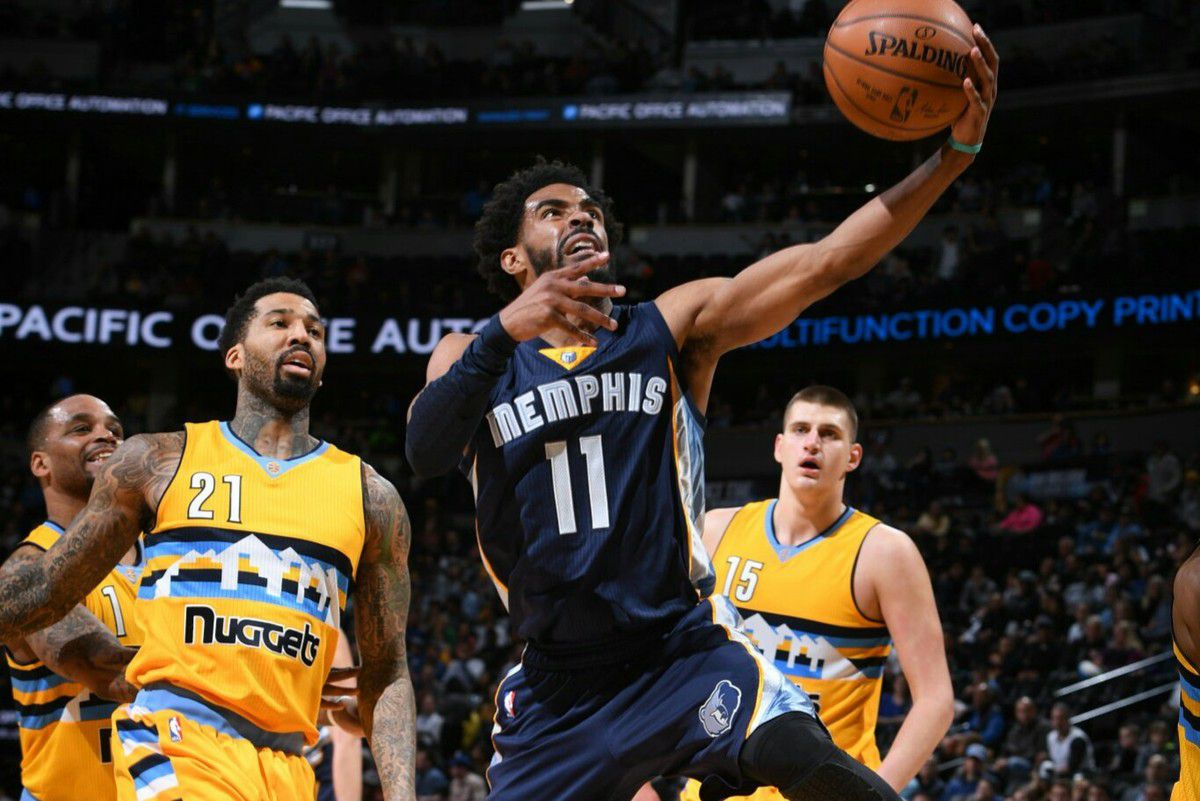 Les Grizzlies s'imposent à Denver