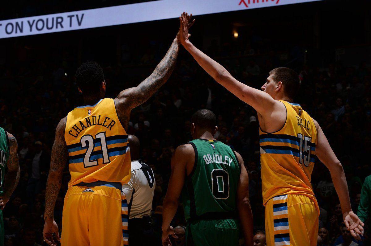 Retour gagnant pour Nikola Jokic avec Denver face aux Celtics