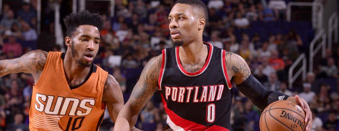 Portland se relève face aux Suns