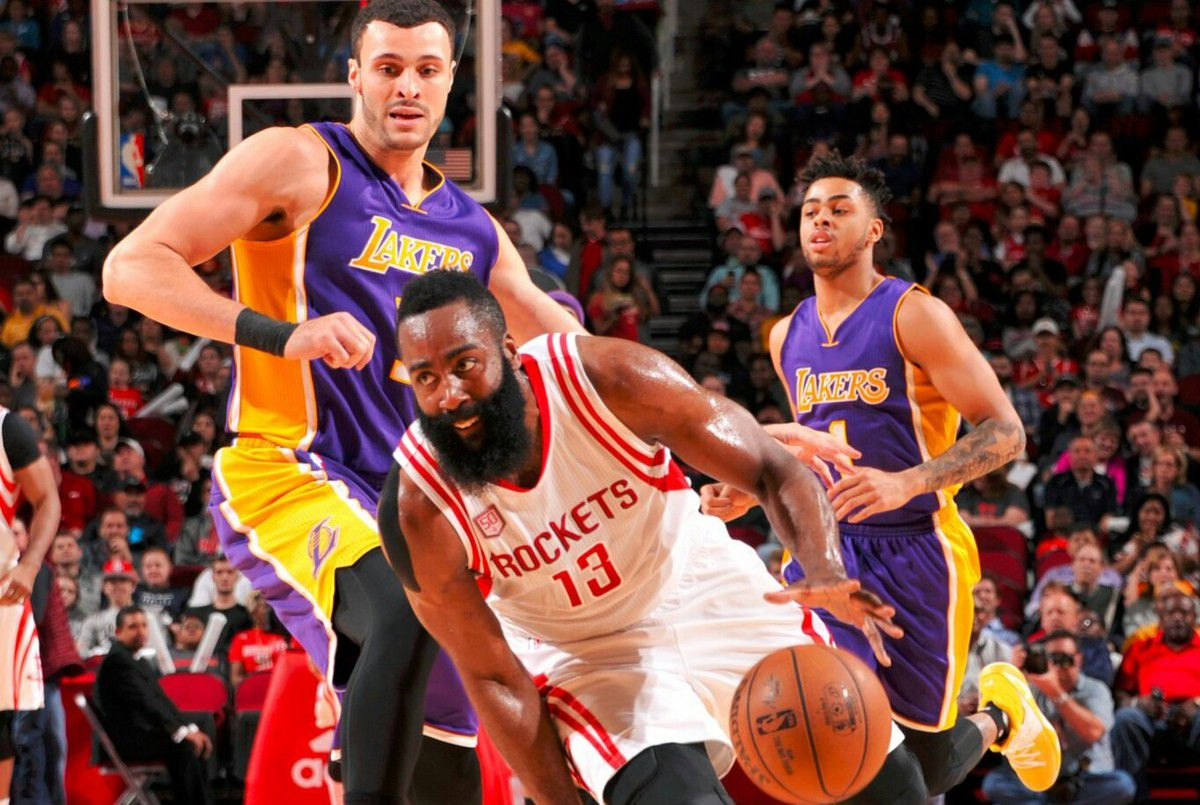 Houston humilie les Lakers, James Harden en triple-double (son 17e de la saison)