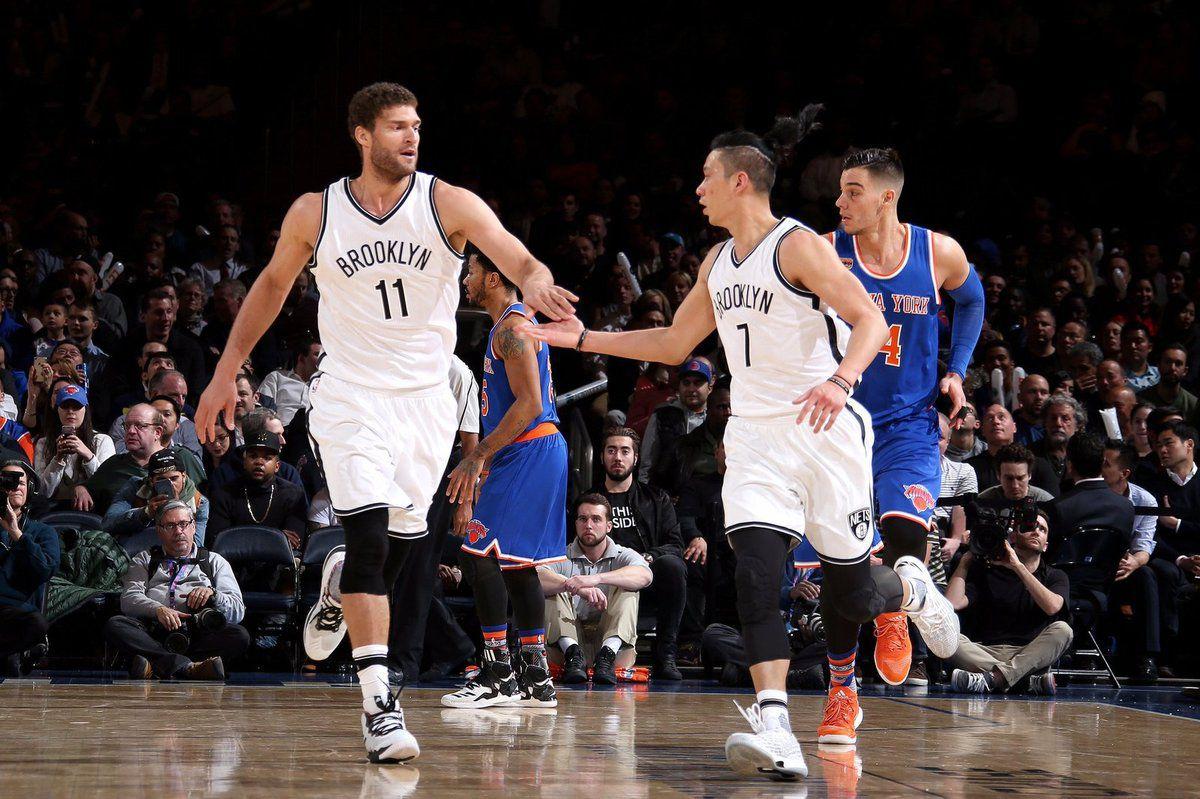 Les Nets gagnent encore face aux Knicks