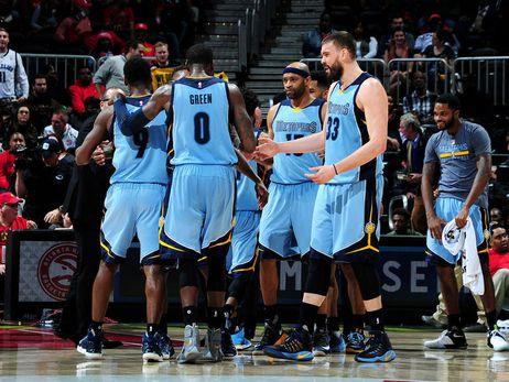 Marc Gasol guide les Grizzlies à Atlanta avec un triple-double