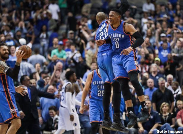 Russell Westbrook s'occupe de Dallas avec un 37e triple-double et un game winner