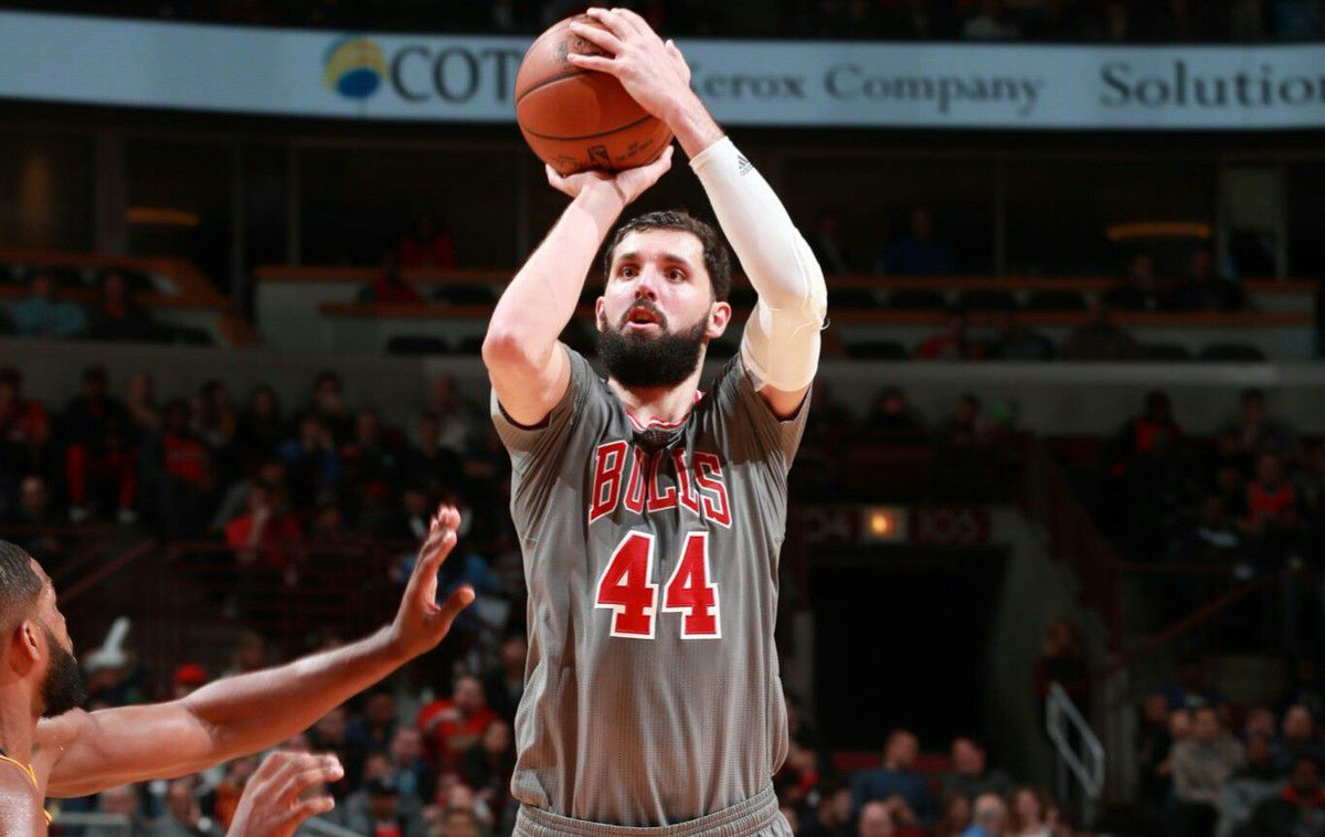 Nikola Mirotic et Chicago enfoncent les Cavaliers, Boston redevient leader à l'Est, LeBron James dépasse Shaquille O'Neal