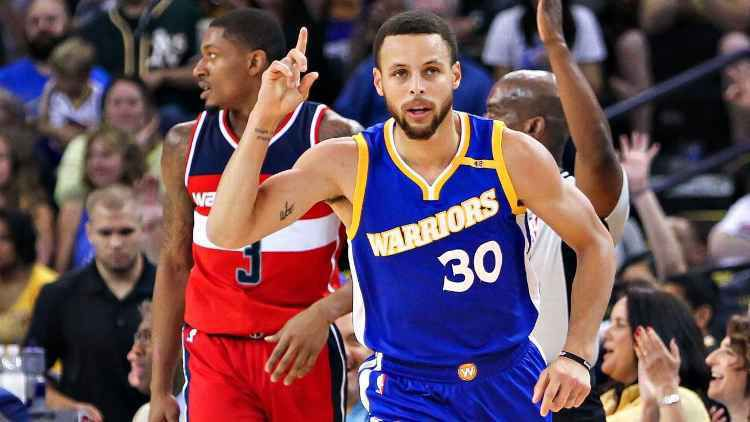 Le double MVP s'amuse face aux Wizards, Draymond Green en triple-double, Golden State est de retour !