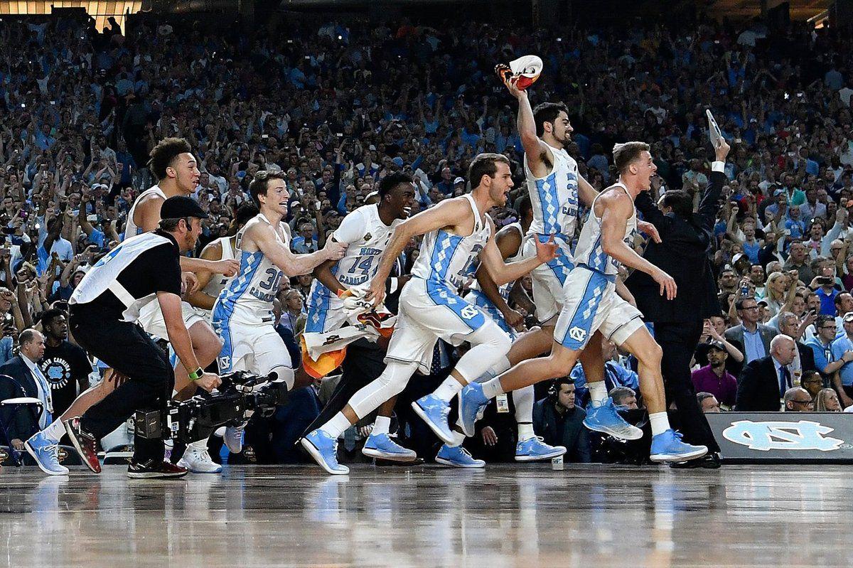 NCAA : North Carolina fait craquer Gonzaga dans le money time et remporte son sixième titre