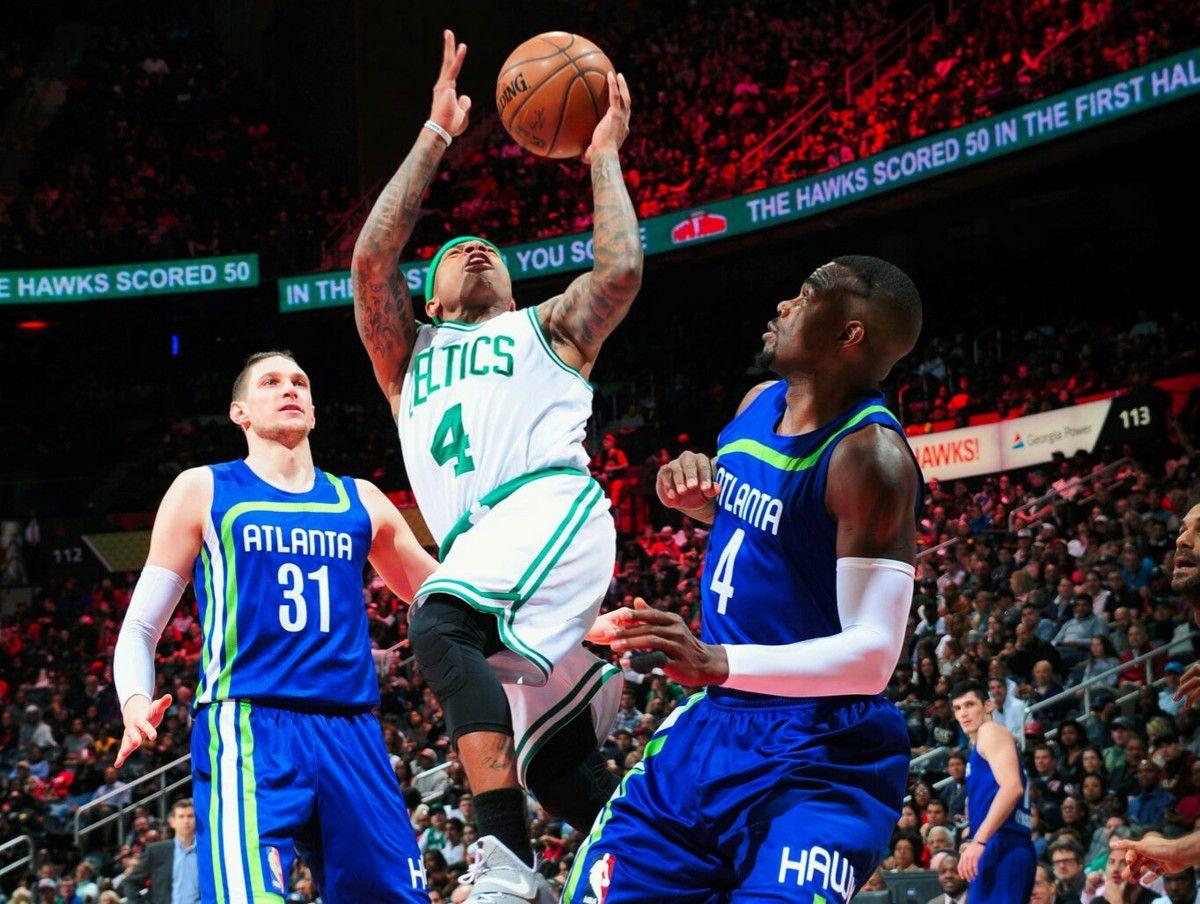 Atlanta se relance face aux Celtics