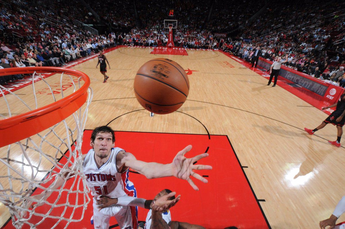 Houston surpris par les Pistons au Toyota Center