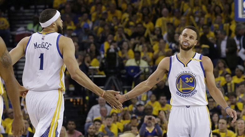Playoffs : Golden State remporte le game 1 à l'usure