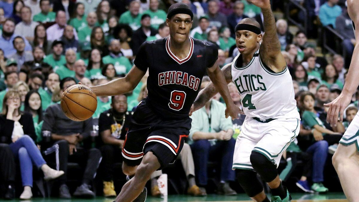 Les Bulls mènent 2-0 à Boston