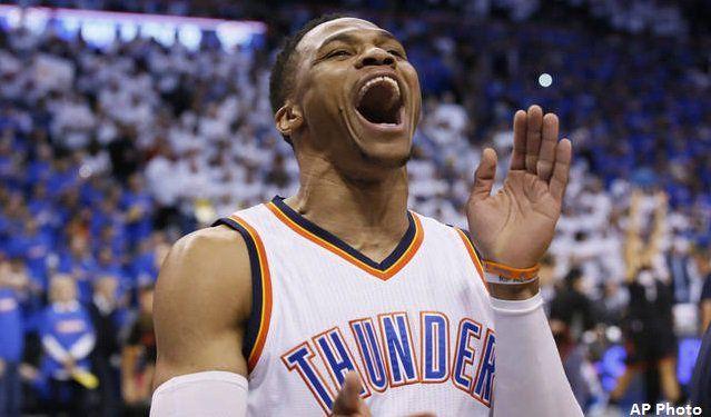 Le Thunder tient bon face aux Rockets