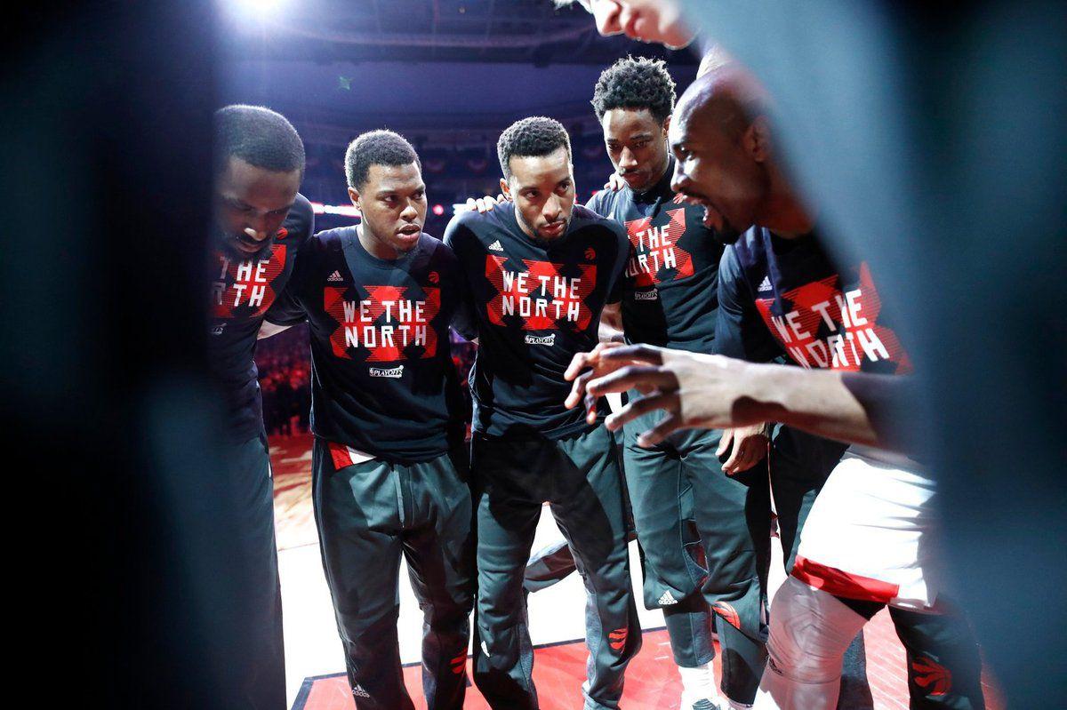 Les Raptors veulent achever les Bucks de Milwaukee au match 6
