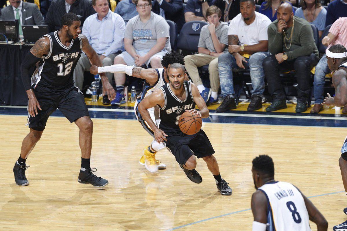 A 34 ans, Tony Parker reste un élément très précieux aux San Antonio Spurs