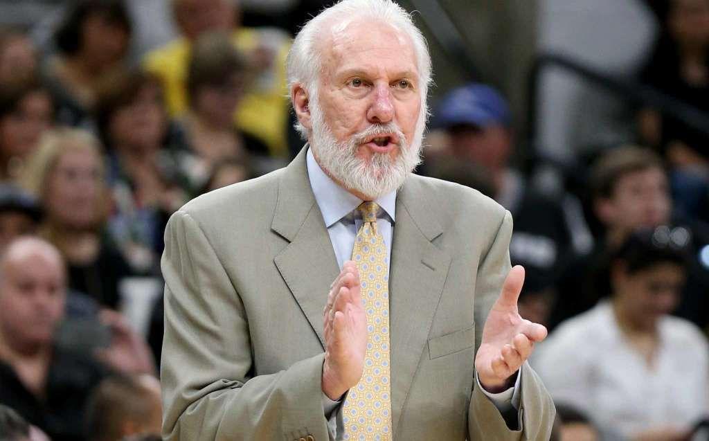 Gregg Popovich : « Qu'est-ce que j'y connais, nous venons de perdre de 50 points »