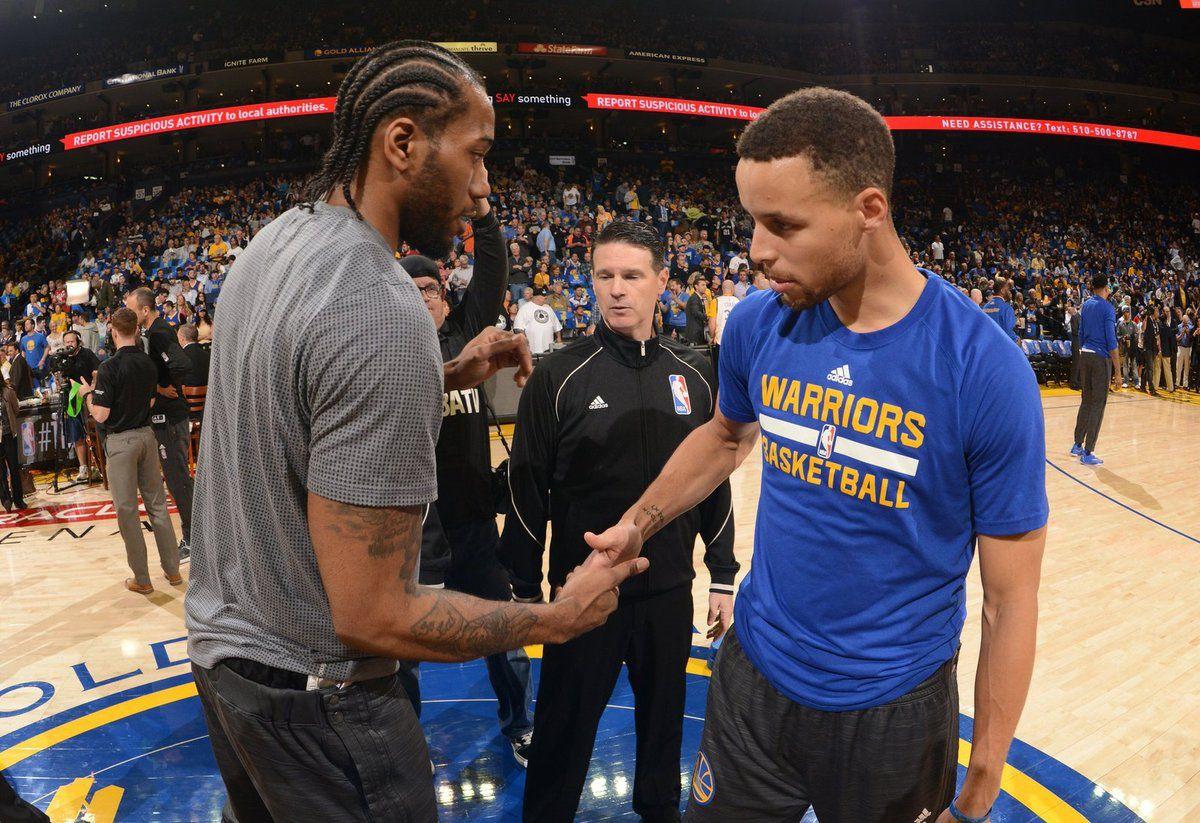 Le programme de la finale de Conférence Ouest entre les Warriors et les Spurs