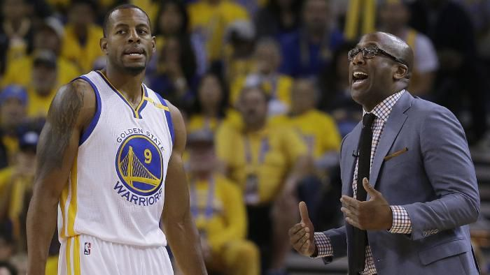 Andre Iguodala incertain pour le Game 2
