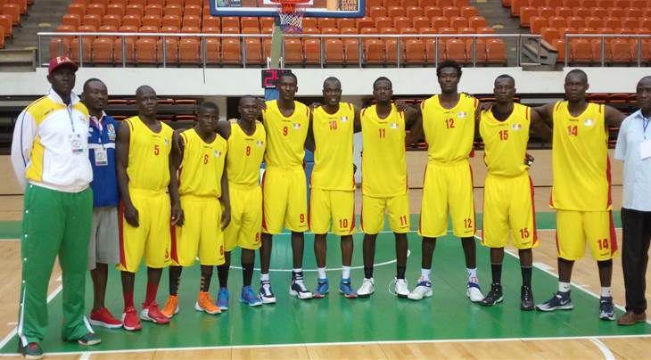 Le Tchad espère fêter son retour au FIBA AfroBasket