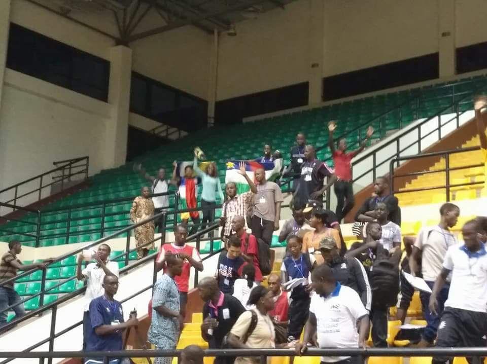 Maurice Beyina : &quot&#x3B; Nos joueurs sont conscients des enjeux car nous sommes en mission Commando pour Bamako &quot&#x3B;
