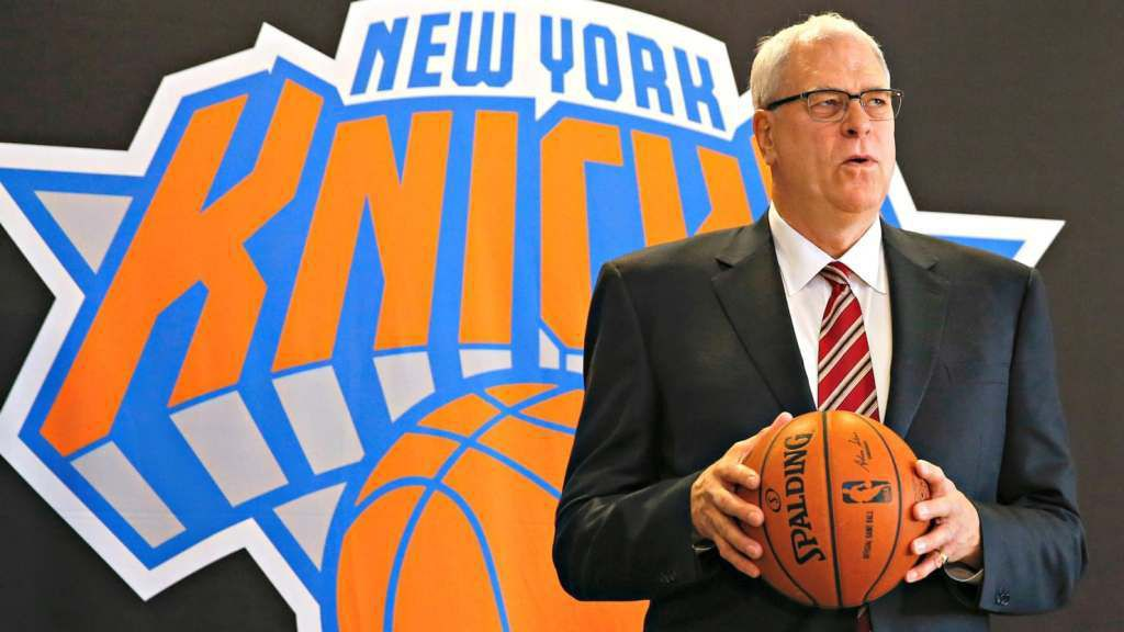 Phil Jackson viré officiellement par les Knicks