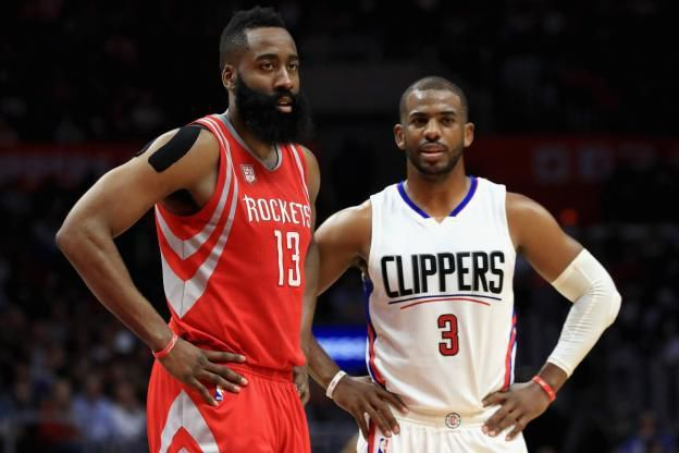 Chris Paul rejoint James Harden à Houston