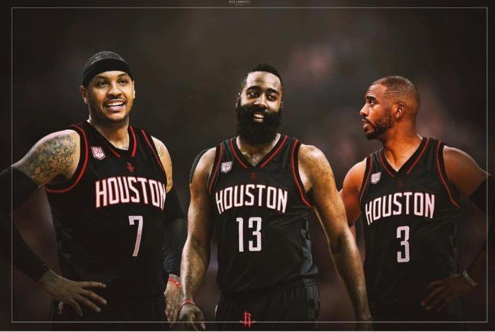 Carmelo Anthony se dirige vers Houston