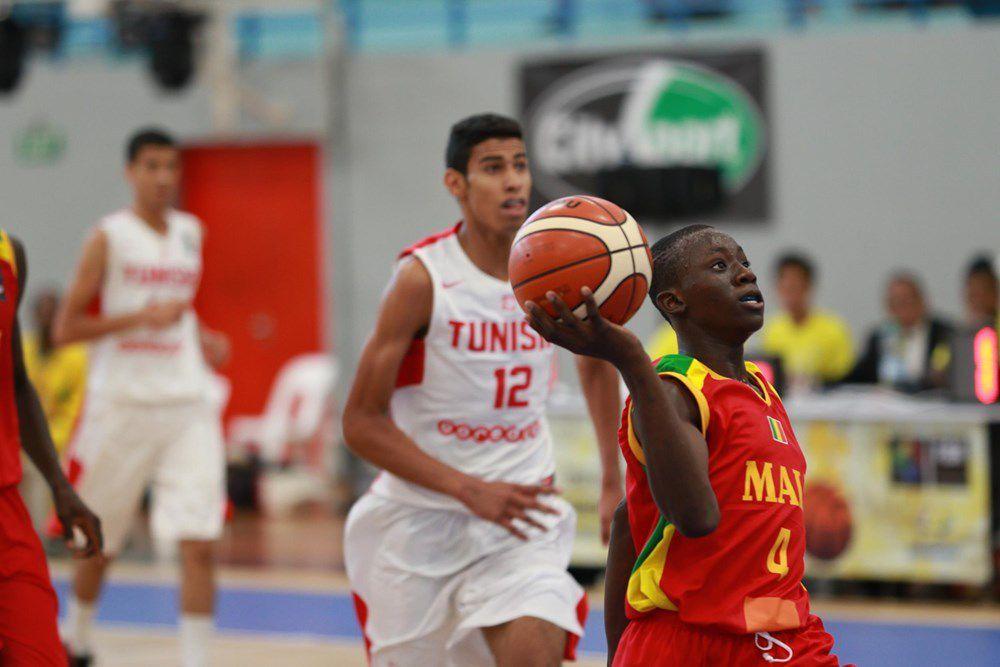 Afrobasket U16: Siriman Kanoute, la nouvelle pépite du basket africain marque 50 points en seul match