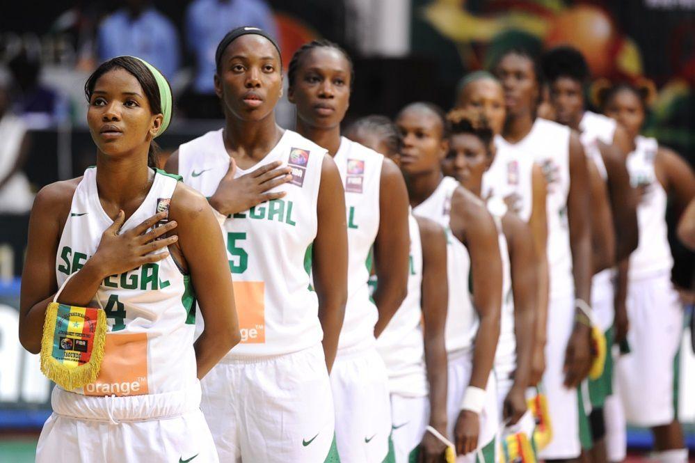Afrobasket féminin 2017 : le Sénégal est à Amsterdam pour un tournoi international