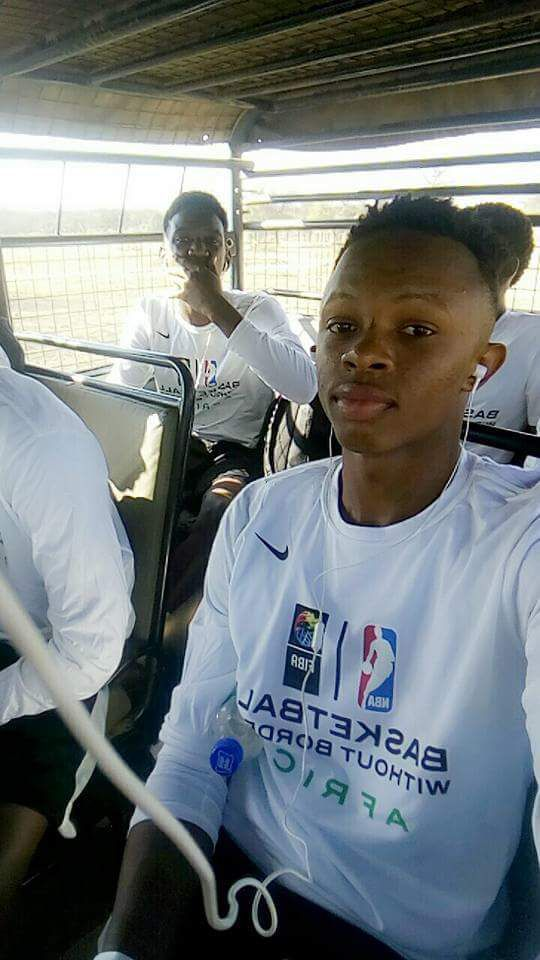 Basketball Without Borders Africa Camp : le centrafricain Axel Wegsheider élu MVP