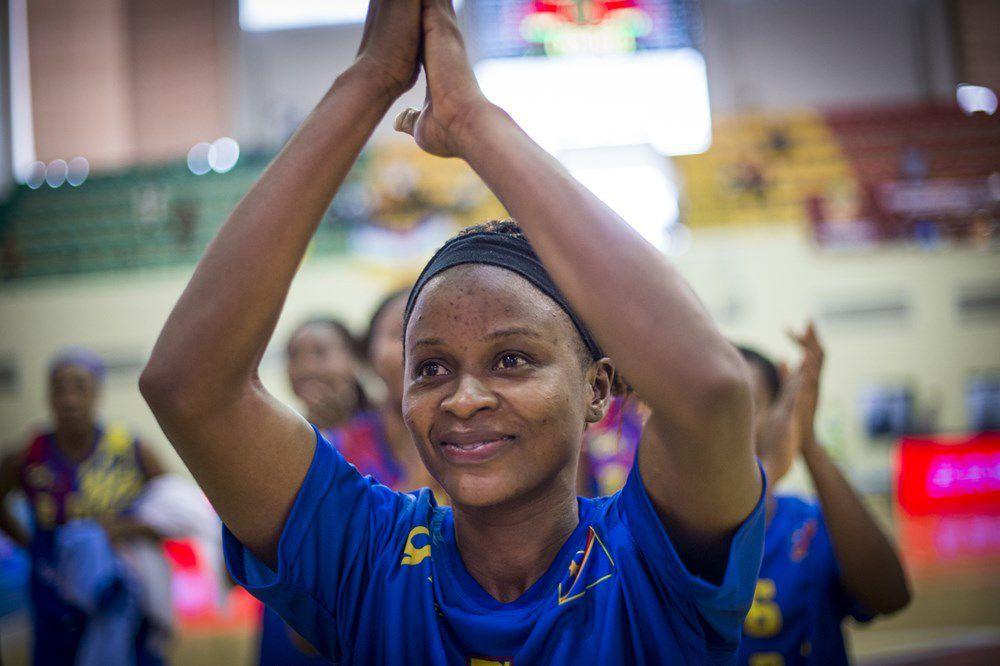Afrobasket féminin 2017 : Ginette Mfutila et la RDC sans pitié contre la Centrafrique