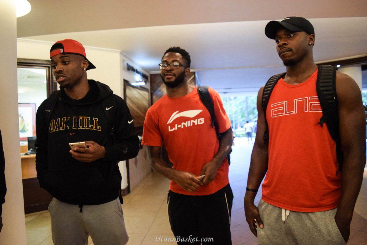 Afrobasket 2017 : le Nigéria entame sa préparation avec de nouveaux joueurs dont Ochefu et Akingbala