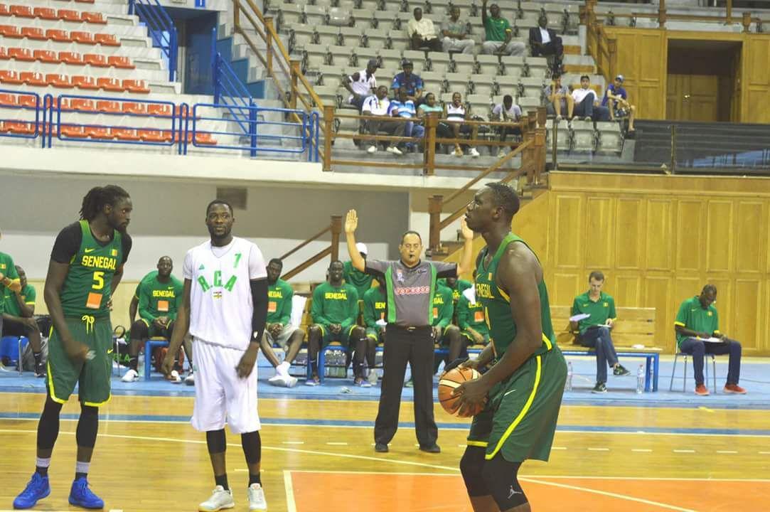 Afrobasket masculin 2017 : le Sénégal humilie la Centrafrique en amical à Tunis (103-50)