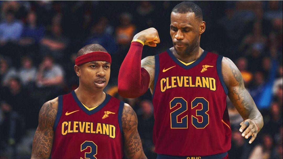 Isaiah Thomas : « C'est triste, mais je ne suis pas venu à Cleveland pour perdre »