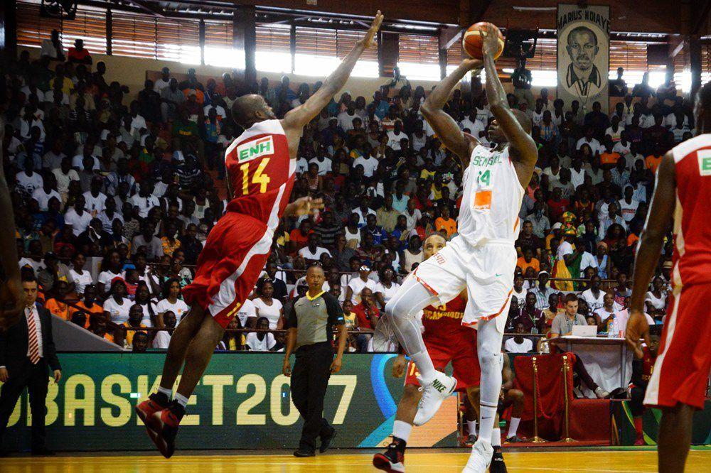 Afrobasket masculin 2017 : le Sénégal toujours invincible, attend la Centrafrique ou l'Angola à Tunis