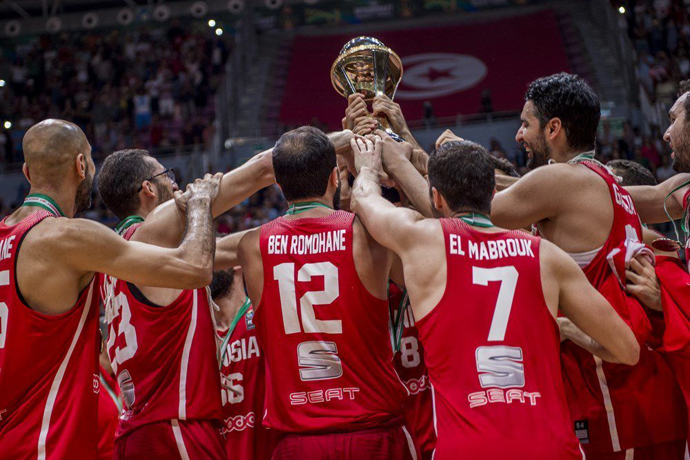 Afrobasket masculin 2017 : la Tunisie sacrée pour la deuxième fois de son histoire, Ike Diogu élu MVP du tournoi