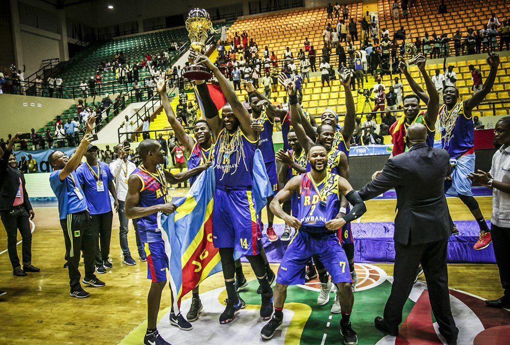 AfroCan 2019 : les Léopards de la RDC sur le toit d'Afrique !