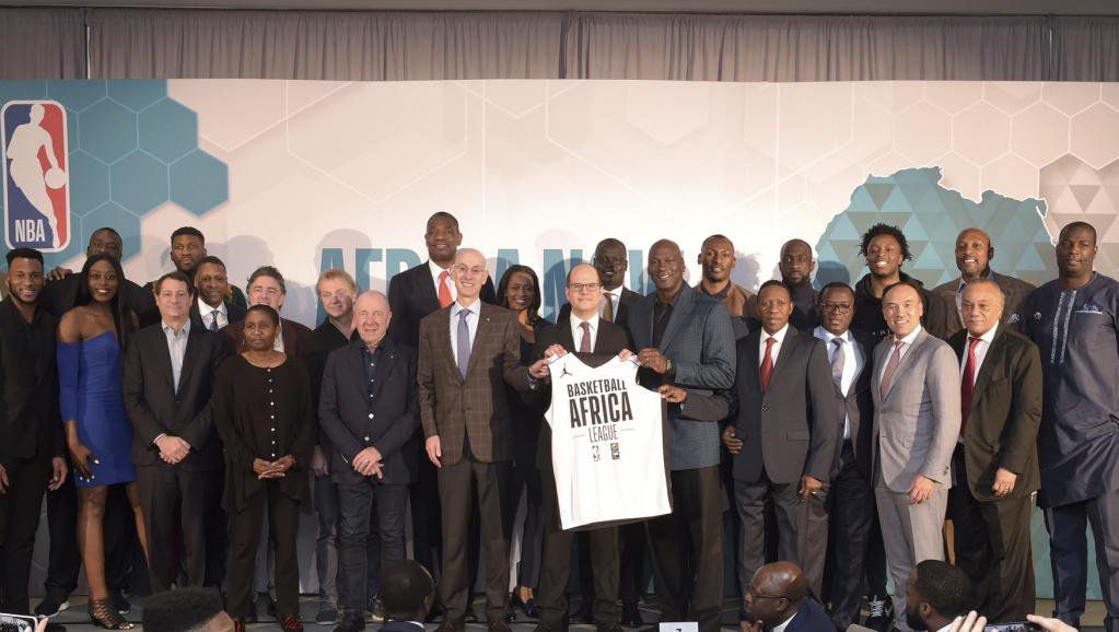 La NBA en Afrique: objectif «business», assure Amadou Gallo Fall