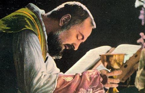 « Restez avec moi, Seigneur » - Bienheureux Padre Pio