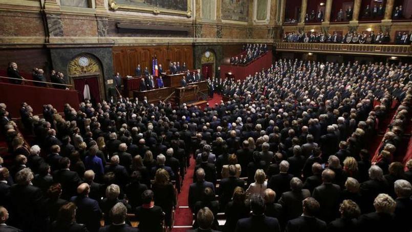 Le CONGRES à Versailles 16 novembre 2015